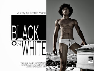 version 3 BLACK or WHITE 00 title page by Ricardo Muniz low res